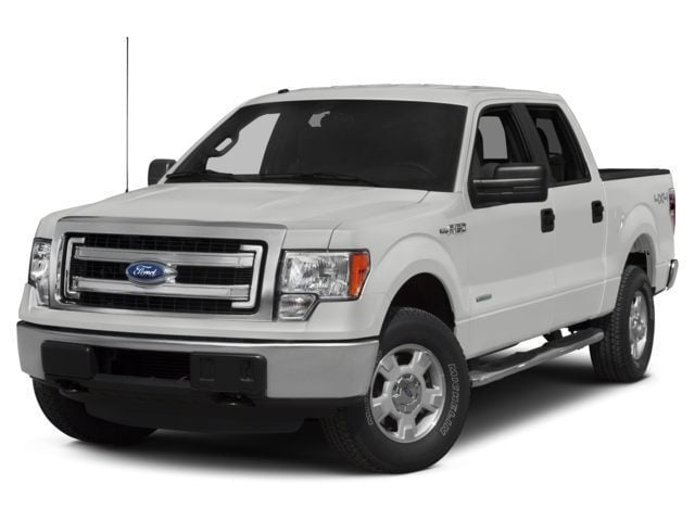 2014 Ford F-150 Lariat Truck SuperCrew Cab