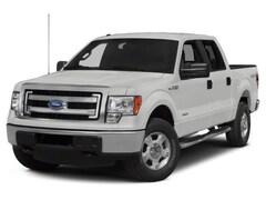 Used 2014 Ford F-150 Lariat Truck SuperCrew Cab Levelland