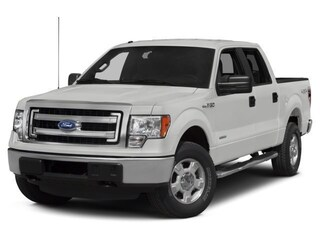 Used 2014 Ford F-150 SuperCrew T38177A in Yukon, OK