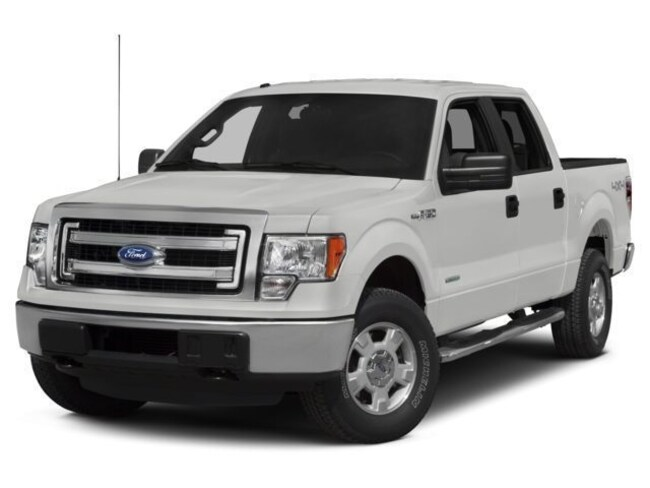 Used 2014 Ford F-150 Truck SuperCrew Cab Near Sandpoint