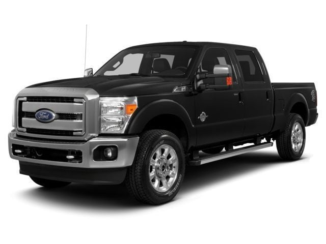 2014 Ford F-250 Truck Crew Cab