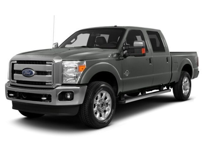 Used 2014 Ford F-250 XLT Truck Crew Cab Levelland