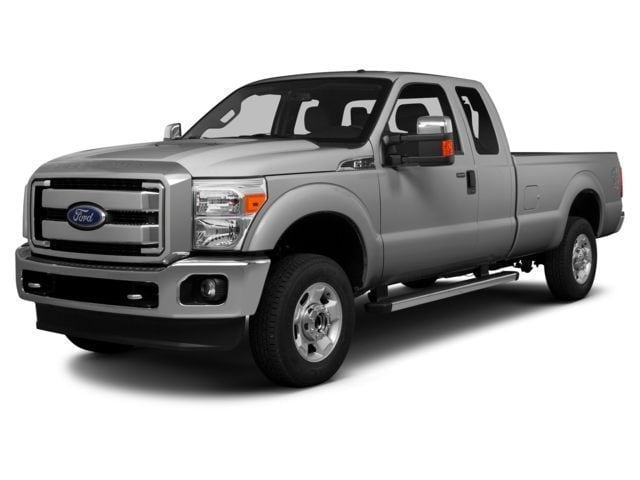 2014 Ford F-350 Extended Cab