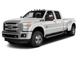2014 Ford F-350 Truck Crew Cab
