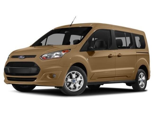 2014 Ford Transit Connect Wagon Titanium 4dr LWB Mini Van w/Rear Liftgate Minivan