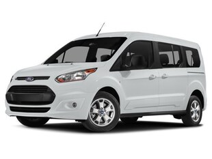 2014 Ford Transit Connect Titanium Van