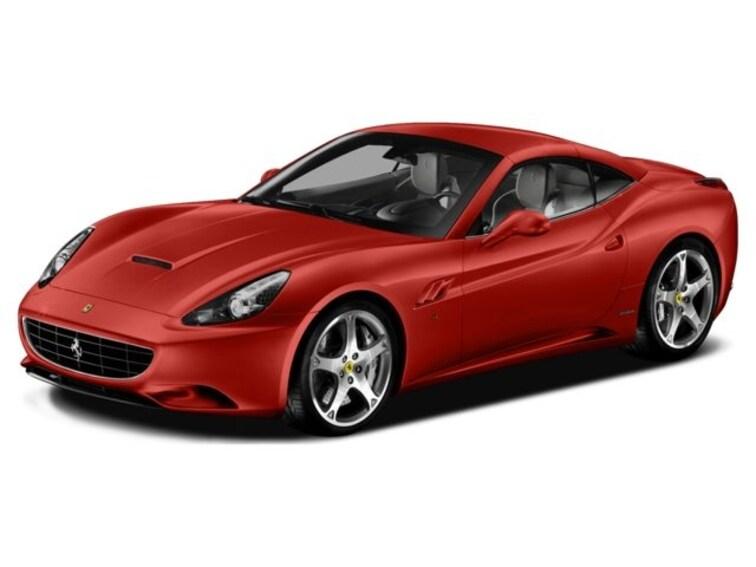 Used 2014 Ferrari California Convertible for sale on Cape Cod MA