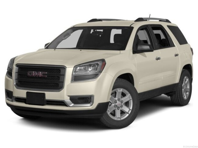 2014 GMC Acadia SLT FWD  SLT1