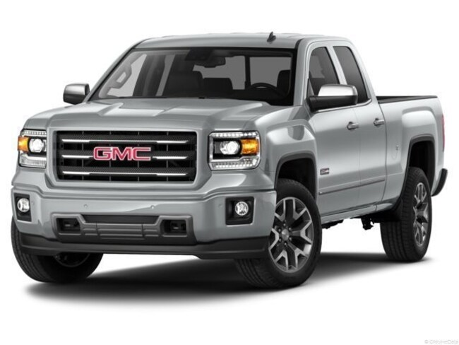 2014 GMC Sierra 1500 SLE 4x4 Double Cab 6.6 ft. box 143.5 in. WB Truck Double Cab