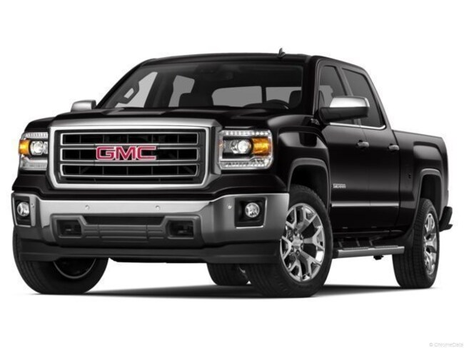 Used 2014 GMC Sierra 1500 SLT Pickup Truck in Lakeland, FL