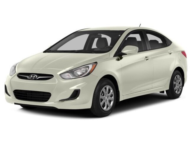 Used 2014 Hyundai Accent GLS Sedan Fresno, CA