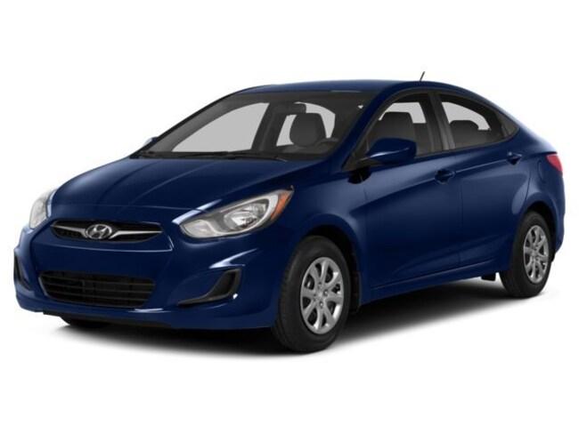 2014 Hyundai Accent GLS Sedan KMHCT4AE1EU707920 Phoenix