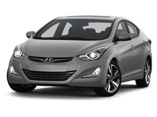 Used  2014 Hyundai Elantra Limited Sedan for Sale in Pharr, TX