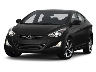 2014 Hyundai Elantra SE Sedan KMHDH4AE3EU087237