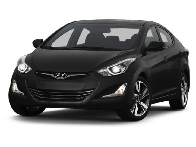 Used 2014 Hyundai Elantra SE Sedan Fairfax