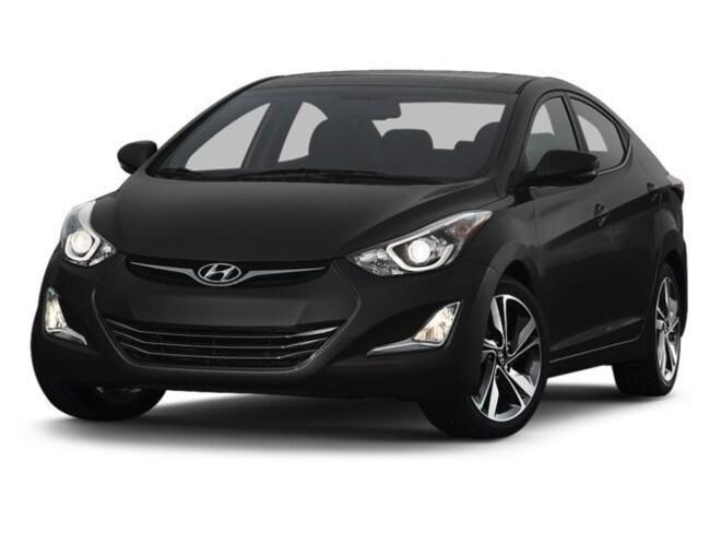 Used 2014 Hyundai Elantra Limited Sedan San Antonio