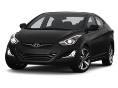 Used 2014 Hyundai Elantra Limited w/PZEV Sedan Bennington VT