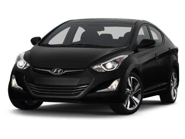 2014 Hyundai Elantra Sport Sedan