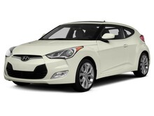 2014 Hyundai Veloster Base w/Gray Hatchback