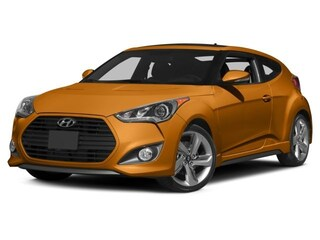 Used vehicle 2014 Hyundai Veloster Turbo w/Black Hatchback for sale in Albuquerque, NM