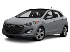 Used 2014 Hyundai Elantra GT Base w/Blue Hatchback for sale in Charlottesville