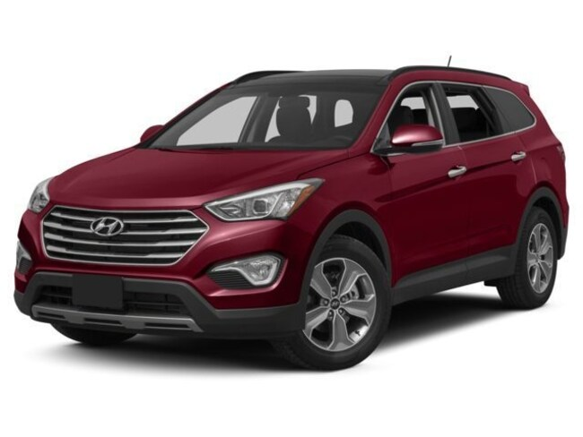 Used 2014 Hyundai Santa Fe GLS SUV for sale in Idaho Falls