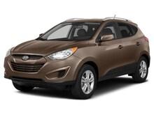 2014 Hyundai Tucson GLS FWD  GLS