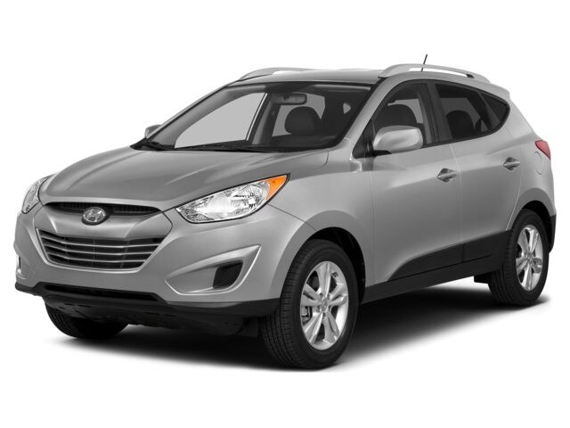 Pre Owned 2014 Hyundai Tucson GLS SUV in Greenville, NC
