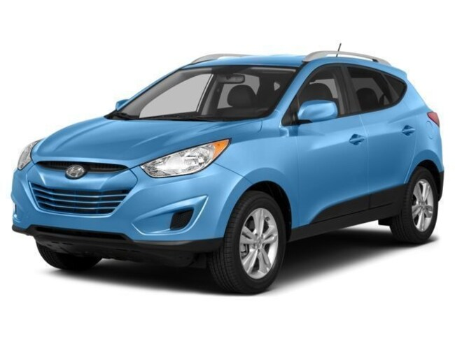 Used 2014 Hyundai Tucson SE SUV near Houston