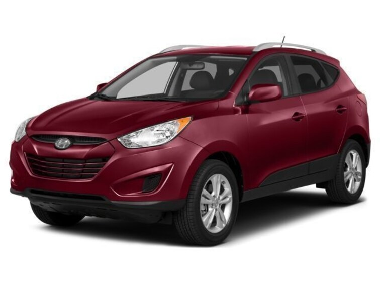 Used 2014 Hyundai Tucson SE SUV for sale in Winchester, VA