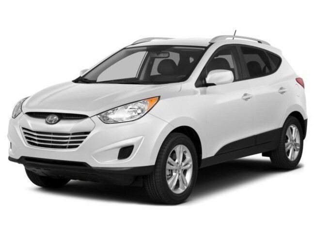 Used 2014 Hyundai Tucson SUV in Johnstown, PA