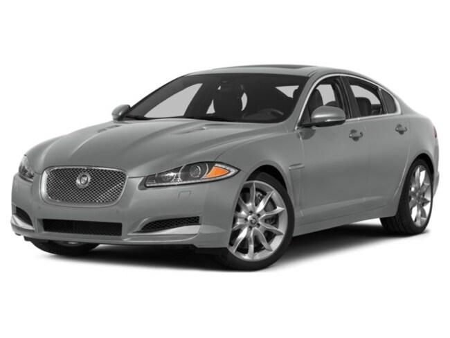 2014 Jaguar XF 3.0 Sedan