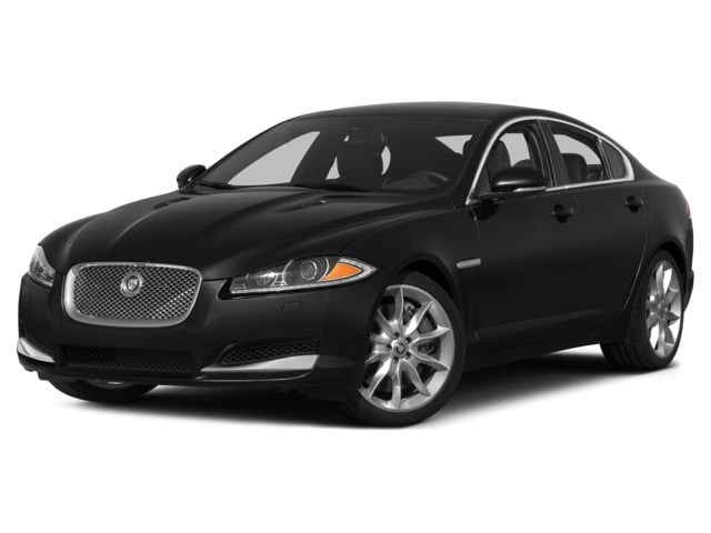 2014 Jaguar XF Supercharged Sedan