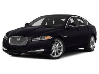 2014 Jaguar XF Supercharged Sedan