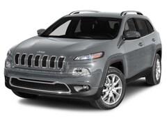 Used 2014 Jeep Cherokee FWD Sport SUV WW245462 for sale in Huntsville, TX