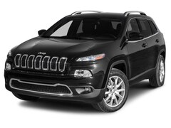 New 2014 Jeep Cherokee Sport FWD SUV 1C4PJLAB1EW268881 for sale in Birmingham, AL at Jim Burke Automotive