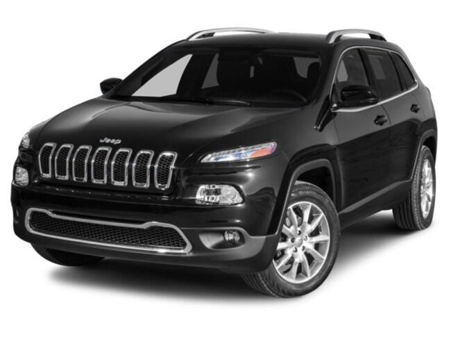 New 2014 Jeep Cherokee Sport FWD SUV in Birmingham