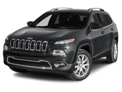 Used 2014 Jeep Cherokee Latitude SUV in Danvers near Boston
