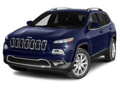 2014 Jeep Cherokee Latitude Latitude  SUV