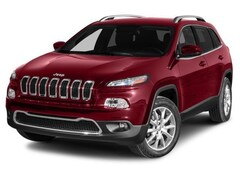 Used 2014 Jeep Cherokee Latitude SUV for sale in Bryan OH