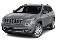 2014 Jeep Cherokee 4WD 4dr Latitude Sport Utility for sale at White Plains Chrysler Jeep Dodge in White Plains, NY