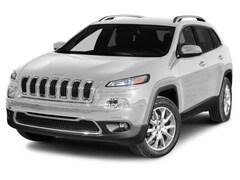2014 Jeep Cherokee Latitude Wagon