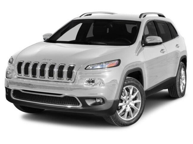 Used 2014 Jeep Cherokee Latitude Wagon For Sale Glenwood Springs, CO