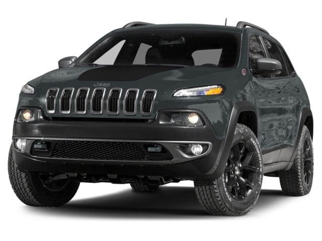 2014 Jeep Cherokee Trailhawk 4x4 SUV