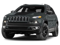 Used 2014 Jeep Cherokee Trailhawk SUV in Danvers near Boston, MA
