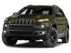 Used 2014 Jeep Cherokee Trailhawk 4x4 SUV Altus, Oklahoma