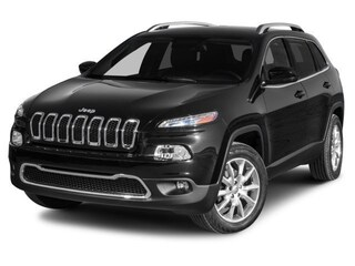 New 2014 Jeep Cherokee Limited 4x4 Limited  SUV For Sale North Baltimore, OH