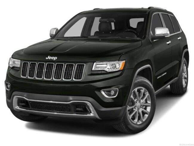 2014 Jeep Grand Cherokee Laredo 4WD  Laredo