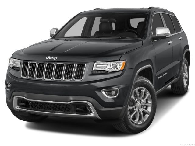 Attractive Certified Pre Owned 2014 Jeep Grand Cherokee Limited 4x4 SUV Madison WI