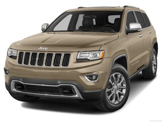 2014 Jeep Grand Cherokee Limited 4X4 w/ Leather and NAV SUV